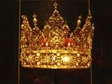 Rosenborg Castle, crown in the Treasury