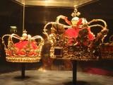 Rosenborg Castle, crowns in the Treasury