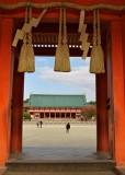 Kyoto Ginkakuji Gate