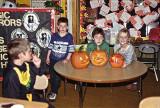 NWES Jack O Lanterns for Halloween