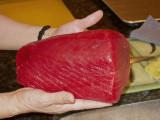 1  Chunk (4 lb) of sashimi tuna.jpg