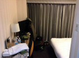 Hotel Villa Fontaine Nihombashi Hakozaki room 1 Tokyo 1.jpg