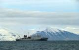 Our ship, the Akademik Sergey Vavilov