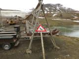 Common Eidger warning sign