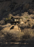 Erongo Wilderness Lodge, our cabin on the hill_Namibia