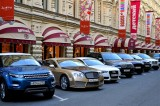 Casual Parking In Moscow
