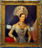 Portrait of Countess in Russian Dress