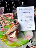 Kosher Bacon (!) Certified by General Rabbi of Russia