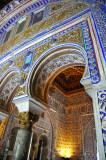 Moors Alcazar in Sevilla