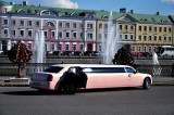 Getting Bride from Limo