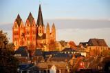 Limburg In Sunset Rays