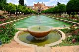 In Gardens of Royal Palace, Cordoba