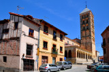 Scrolling Through Segovia