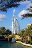 Infamous Burj Arab