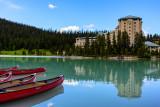 Lake Louis, Banff NP, Canada