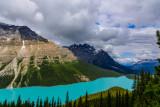 Peyto Lake, Banff NP