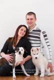 Leslie, Bastien et les chiens