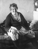 old woman-Lekani-Greece