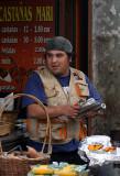 street vendor-Madrid