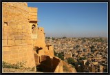 Jaisalmer. View from the Citadel.