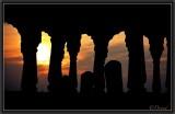Sunset. Jaisalmer.