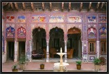 Nadine le Prince's Haveli. Fathepur.