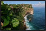 Ulu Watu, the Southern part of Bali.