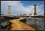 Penmarc' h Lighthouse.