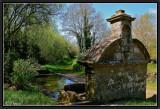 The Old Fountain. Locronan.