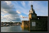 The Belfry. Concarneau.