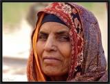 A Proud Sikh Woman. Delhi.