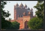 Jama Masjid-Fatehpur Sikri.