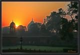 Agra Sunrise.
