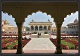Khas Mahal. Red Fort. Agra.