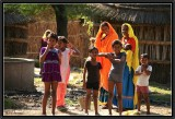 To the Wells. Bandikui -  A small village in Rajasthan.