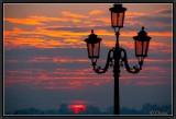 Sun Rises over La Soglia Dei Sogni.