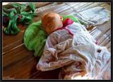 A Peaceful Sleep. North Laos.