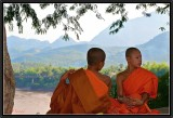 The Conversation. Luang Prabang.