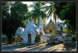 Vat Aham. Luang Prabang.