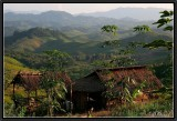 Udomxai Province (North Laos). Afternoon light.