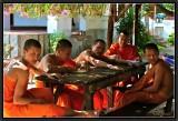 Afternoon Break. Luang Prabang.