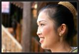 A Bride. Vientiane.