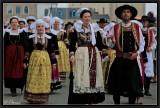 Parade - Costumes de St-Evarzec.