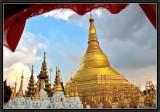 Paya Shwedagon.