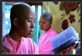 Reading (III). Sagaing.