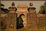 Tu Duc's Tomb - Hué.