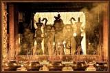 Taoïst Temple Thien Hau. Saïgon.
