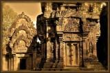 Magnificent Banteay Srei.