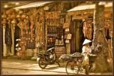 Red Lanterns Shops. Hanoï.