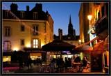 Evening Mood. Rue Astor.